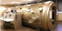 Assorted hyperbaric chambers for sale.